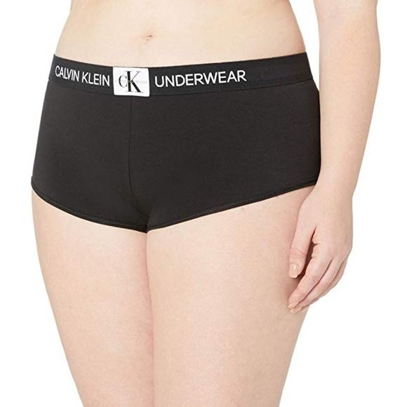 575d5cc9bcb Calvin Klein Underwear Other - Calvin Klein Monogram Logo Boyshort NWOT